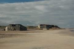 Pared atlántica Imagenes de archivo