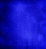 Pared azul ilustración del vector