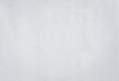Pared blanca con yeso Fotografía de archivo