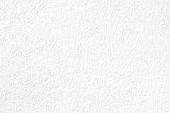Pared blanca del estuco Fotografía de archivo libre de regalías