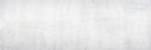 Pared blanca del hormigón o del cemento fotografía de archivo libre de regalías