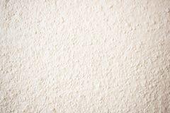 Pared blanca y fondo y textura de la sombra hechos del cemento encendido Foto de archivo libre de regalías