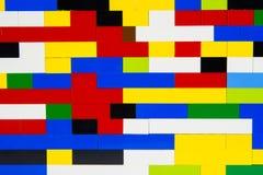 Pared coloreada Imagen de archivo