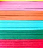 Pared colorida Fotografía de archivo libre de regalías