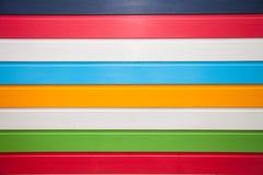 Pared colorida Fotos de archivo libres de regalías