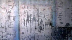 Pared concreta sucia del cemento Imagen de archivo libre de regalías