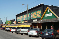 Pared, Dakota del Sur Foto de archivo libre de regalías