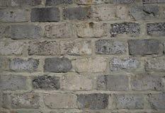 Pared de bloques de color gris Imagen de archivo libre de regalías