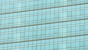 Pared de cristal del centro de negocios Puede ser utilizado como fondo Foto de archivo
