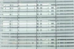 Pared de cristal del edificio de oficinas Imágenes de archivo libres de regalías
