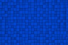Pared de cubos abstraiga el fondo Fotografía de archivo libre de regalías