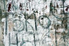 Pared de Grunge Imagen de archivo libre de regalías