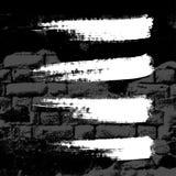 Pared de Grunge Fotografía de archivo