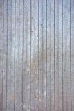 pared de la hoja de metal Fotos de archivo