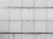 Pared de la losa del granito Foto de archivo
