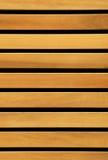 Pared de la madera Fotografía de archivo libre de regalías