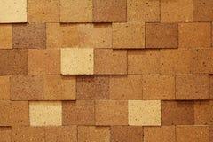 Pared de la madera contrachapada Imagen de archivo libre de regalías