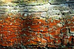 Pared de la peladura Imagen de archivo libre de regalías