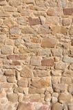 Pared de la piedra arenisca Fotos de archivo libres de regalías