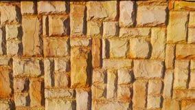 Pared de la piedra arenisca Fotografía de archivo libre de regalías