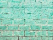 Pared de la piedra, color verde, textura, fondo fotos de archivo