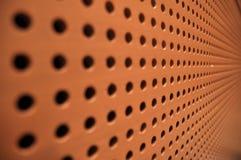 Pared de la prueba de los sonidos Imagen de archivo libre de regalías