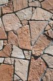 Pared de la roca Foto de archivo
