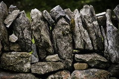 Pared de la roca fotografía de archivo