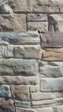 Pared de la roca con las porciones de textura Imagenes de archivo