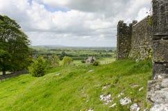 Pared de la roca de Cashel Fotografía de archivo libre de regalías
