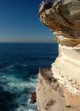 Pared de la roca de Sydney Foto de archivo