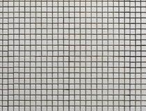 Pared de la teja de mosaico Fotografía de archivo libre de regalías