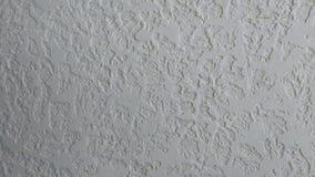 Pared de la textura de la crema de Craquelure Fotografía de archivo
