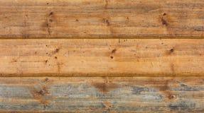 Pared de la textura de la madera Imagen de archivo libre de regalías
