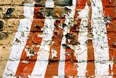 Pared de ladrillo Imagenes de archivo