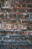 Pared de ladrillo Imágenes de archivo libres de regalías