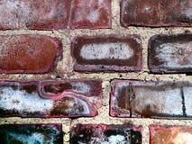 Pared de ladrillo 1 Fotografía de archivo libre de regalías