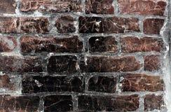 Pared de ladrillo de Grunge Imagen de archivo libre de regalías