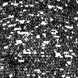 Pared de ladrillo de la casa, con las líneas colocación Imagenes de archivo