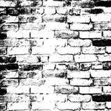 Pared de ladrillo de la casa, con las líneas de una colocación de Imagenes de archivo