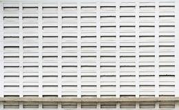 Pared de ladrillo del aire Fotografía de archivo libre de regalías