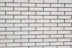 Pared de ladrillo gris Imagen de archivo libre de regalías