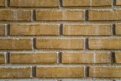 Pared de ladrillo moderna Foto de archivo libre de regalías