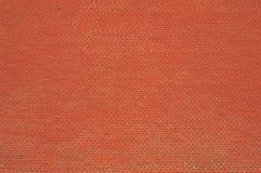 Pared de ladrillo roja Fotos de archivo