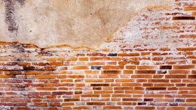 Pared de ladrillo vieja Fotos de archivo
