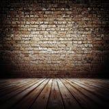 Pared de ladrillos Fotografía de archivo libre de regalías