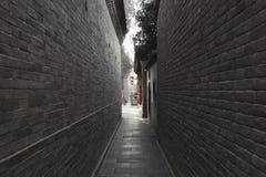 Pared de ladrillos Foto de archivo libre de regalías