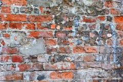 Pared de ladrillos Imagen de archivo libre de regalías