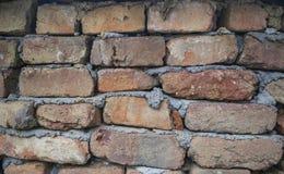 Pared de ladrillos Imagen de archivo