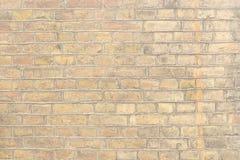 Pared de ladrillos vieja Imagen de archivo